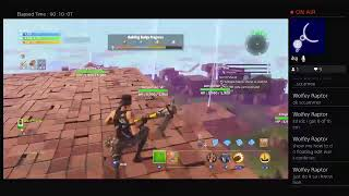 How to Build A FLOATING BASE IN FORTNITE SAVE THE WORLD WORKING 2019