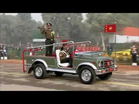 India 68th Republic Day Parade 26 January 2017
