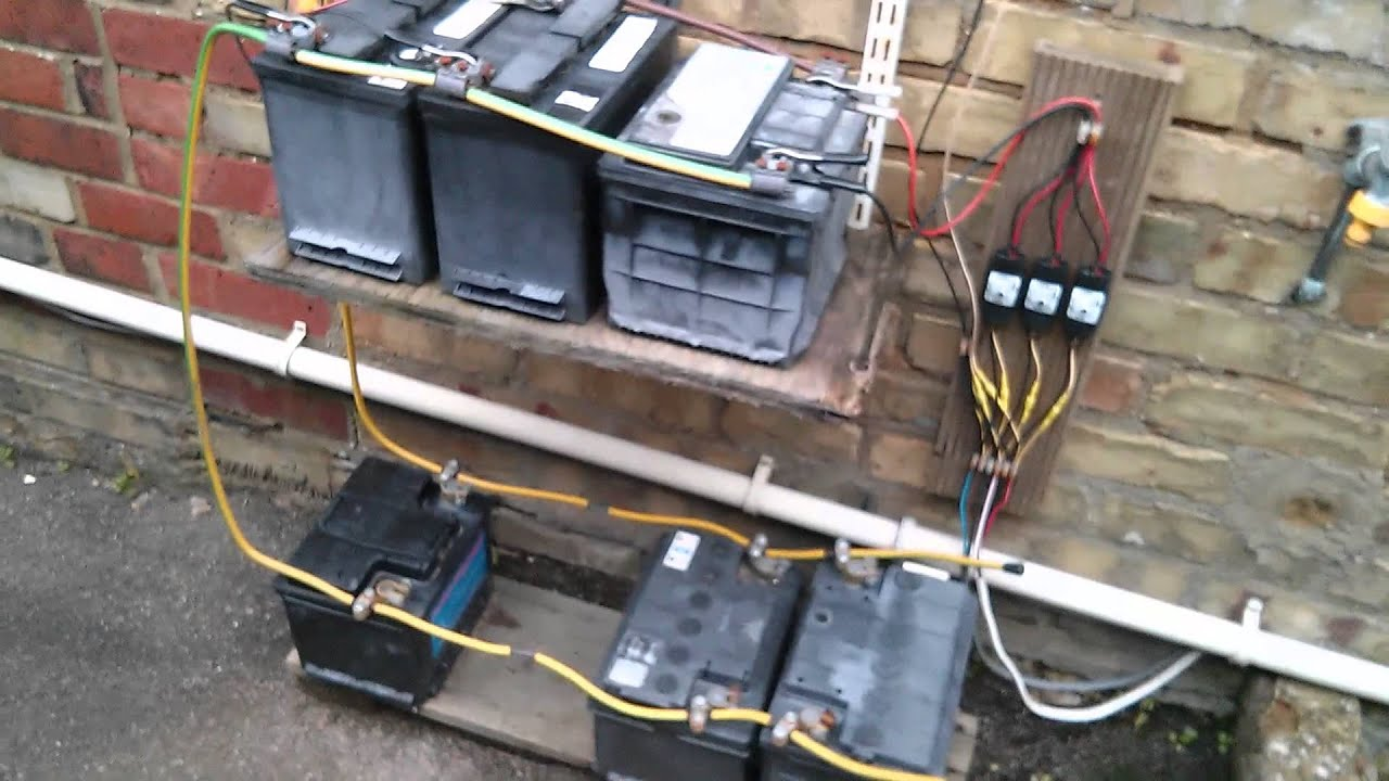 12 Volt Solar Power System Ups Slas And Anderson Connectors By Pin Desulfator Circuit Diagram Image Search Results On Pinterest