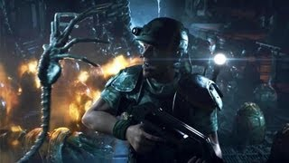 Aliens Colonial Marines Contact Trailer Extended Cut