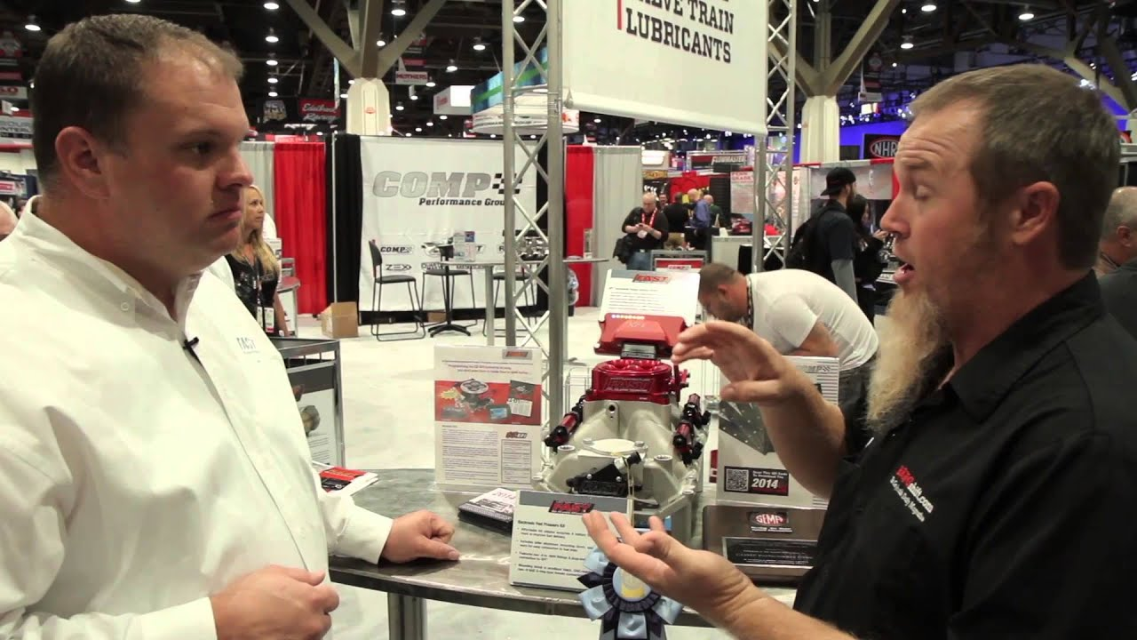 SEMA 2013 Fast XFI Sportsman - All The Features You Want, None Of The Stuff  You Don't!
