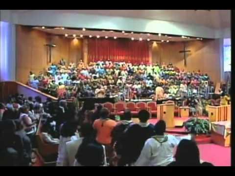 Trinity United Church of Christ Sanctuary Choir- Call Him Up Medley