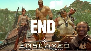Enslaved Odyssey to the West - Walkthrough / Gameplay - Chapter 14: The Pyramid