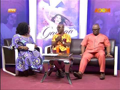 Gangaa Chat Room on Adom TV (13-4-18)