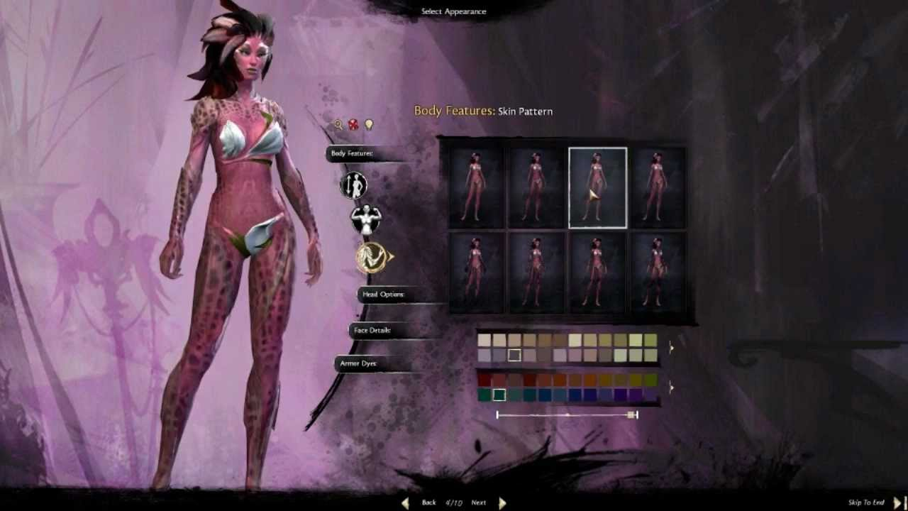 Guild wars 2 maximum number of character slots
