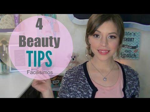 4 trucos de belleza fáciles | facilisimo.com
