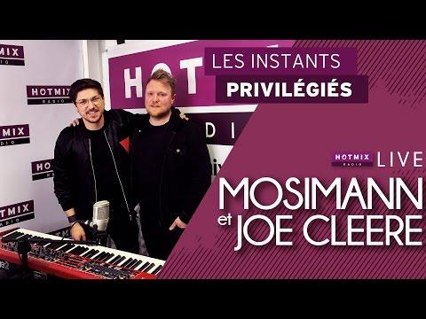 Mosimann et Joe Cleere - Never Let You Go (Live Hotmixradio)