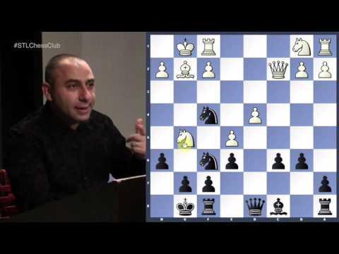 FM Yanayt vs. Akobian | Mastering the Middlegame - GM Varuzhan Akobian