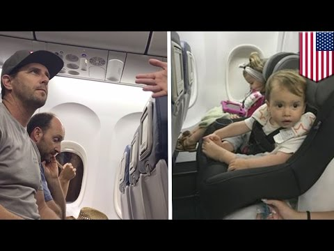Delta Airlines passenger removal video: Family kicked off flight, threatened with jail - TomoNews