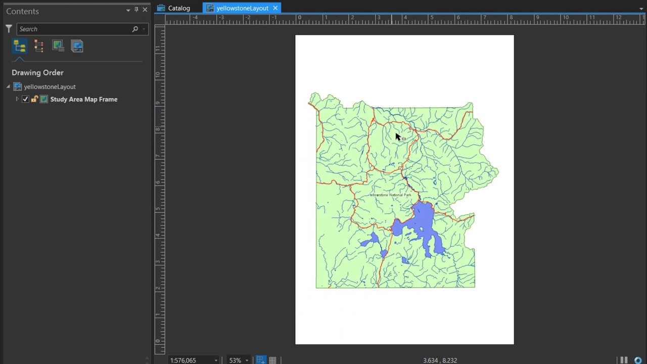 Arcmap to ArcGIS pro 04 - importing an mxd | burdGIS