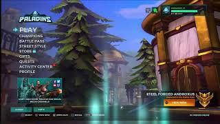 PALADINS*BETTER THAN OVERWATCH*LIVE!!
