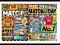 FOOTBALL MAG REVIEWS for CARD COLLECTORS match & motd magazines 22-28 Oct