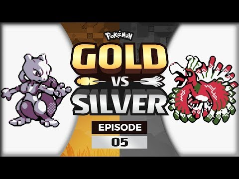 Pokemon Gold and Silver Versus - EP 05 | Two Gyms, One Episode!