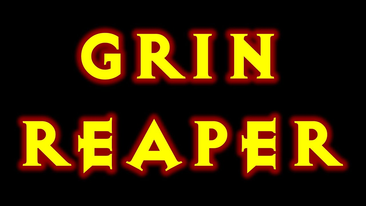 Diablo  The Grin Reaper Build