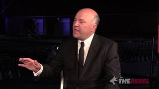 "Kevin O'Leary: ""To be a Canadian peacemaker is the most coveted brand in the world"""