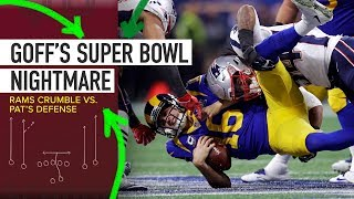 The Two Plays That Ruined Super Bowl LIII for the L.A. Rams and Jared Goff