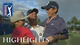 Matt Kuchar's winning highlights from Sony Open 2019