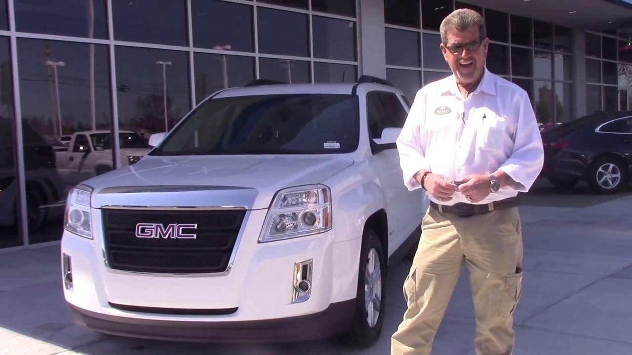 2015 GMC Terrain Hubert Vester Chevrolet Wilson, NC
