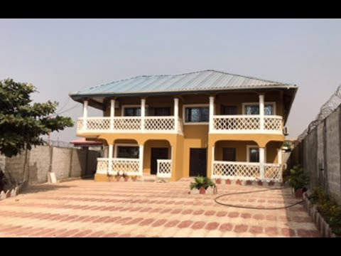 House at Freetown, Sierra Leone for sell by Owner. Part 1