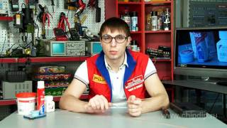 видео Пайка медно-фосфорным припоем
