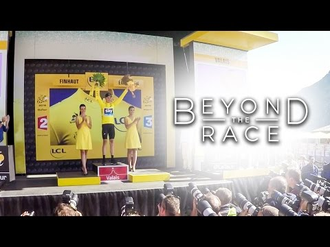 "GoPro: ""Beyond The Race"" – Vive Le Tour de France – The Curtain Call of Chris Froome (Ep 10)"