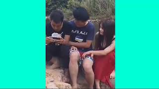 China and Japanese mix funny video !!! by Funny Tv