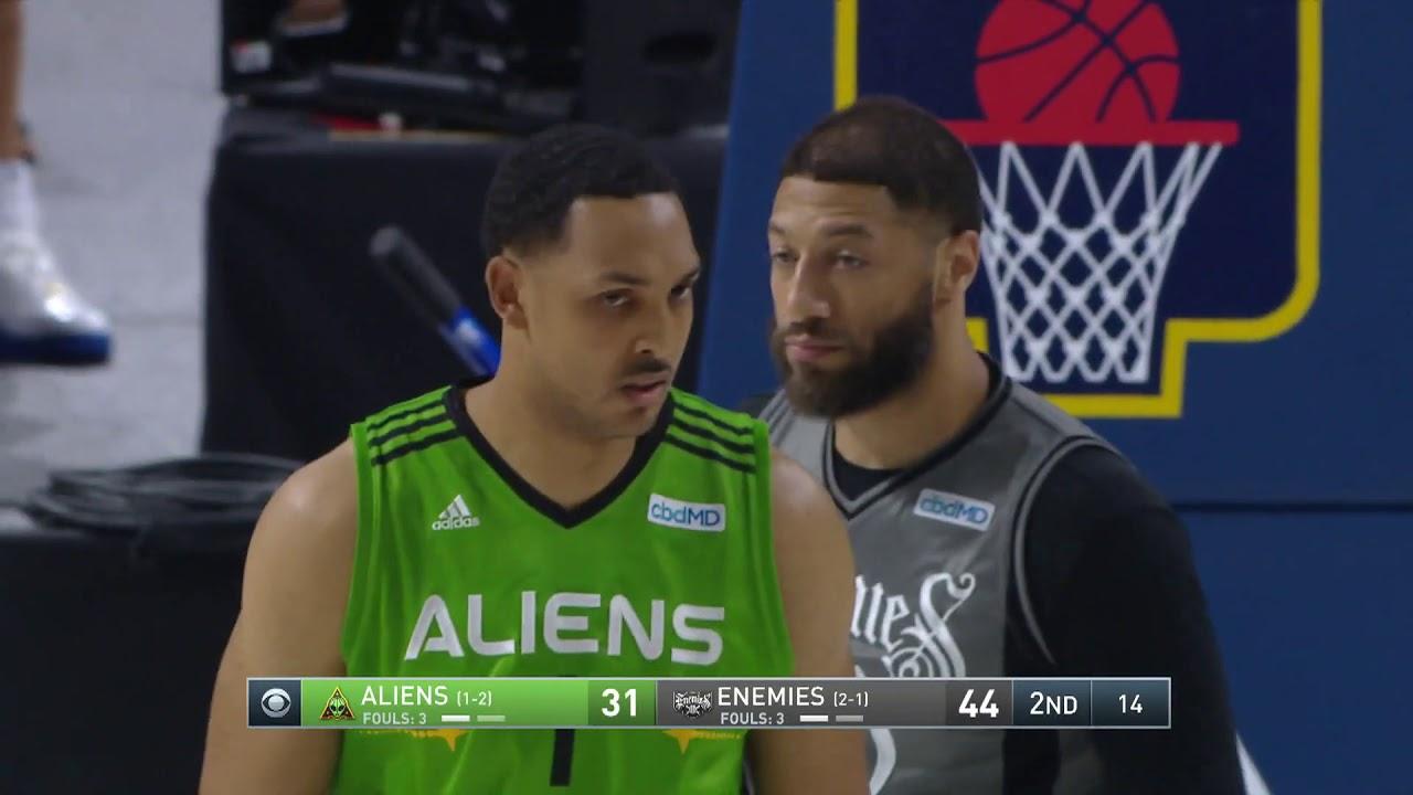 Big 3 - Season 3 Week 4 - Aliens vs. Enemies (Highlights)
