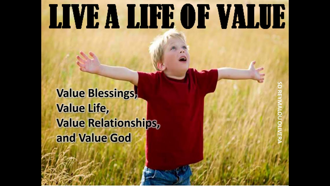 Download HELPSS | LIFE OF VALUE - WATCH IT TO BE THANKFUL TO GOD