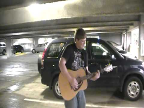 Devin Hale singing Drink a little drink by Eric Church(cover).MOD
