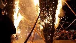 後鳥羽天皇建久年間(1850年頃)に始まったと言われる。釈尊を火葬する...