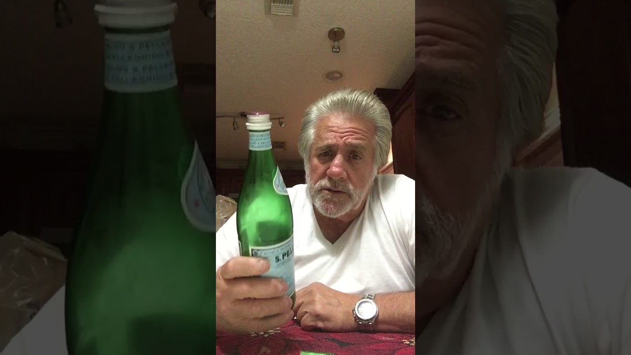 worlds most interesting man and san pellegrino water youtube