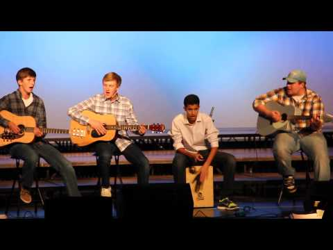 "[LIVE] Ridge High School Performance ""Home"" by Phillip Phillips"