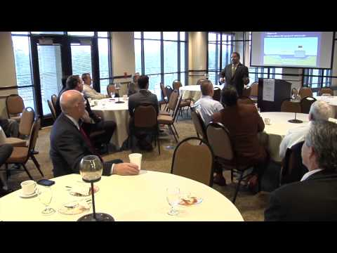 Business Briefing Breakfast - Port of Houston Presentation - Missouri City, Texas