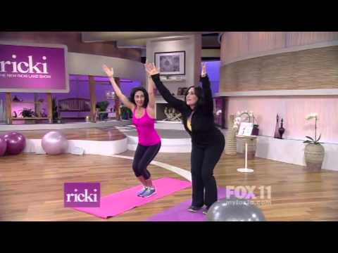 Mandy Ingber on The Ricki Lake   April 22nd, 2013