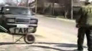Чеченцы на пасту ГАИ
