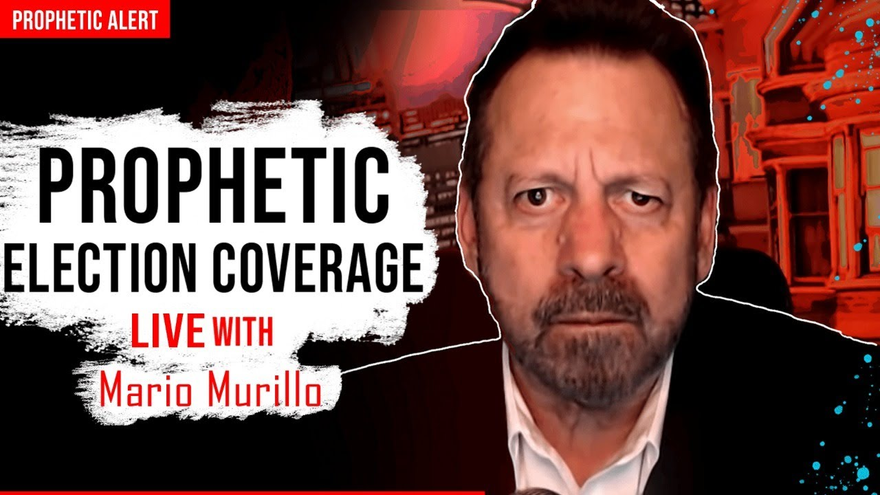 Prophetic Word for 2021 & Election Coverage With Mario Murillo