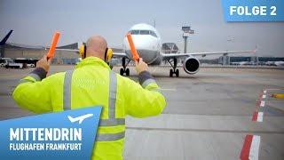 Follow Me Fahrer   Mittendrin - Flughafen Frankfurt (2)