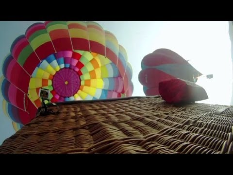 The Worlds Greatest Balloon Adventures - Sri Lanka (Episode 1)