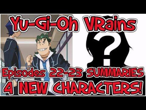 Yugioh vrains episode 22