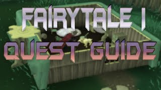 RuneScape 2007 Fairytale I - Growing Pains Quest Guide