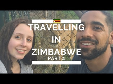 TRAVELLING IN ZIMBABWE (part 2)