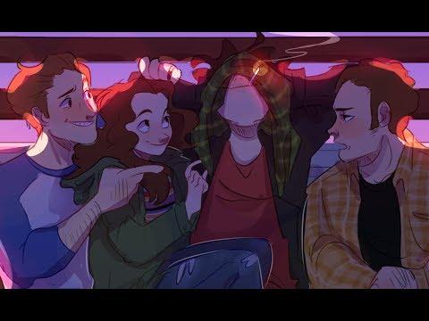JUST CHILLIN' | Freaks and Geeks Speedpaint