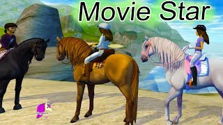 Movie Star ! Lusitano Horse Quest Star Stable Online Video Game Let's Play