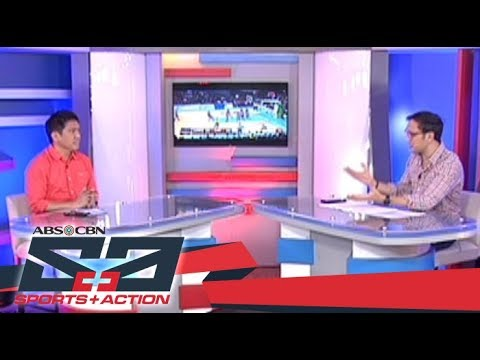 The Score: SBC Red Lions wins in NCAA 93 Finals Game 1