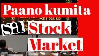 Paano Kumita sa Stock Market | How to Earn Money in the Stock Market