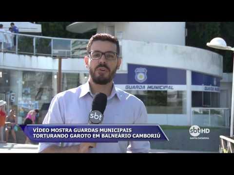 Vídeo mostra Guardas Municipais torturando garoto em Balneário Camboriú