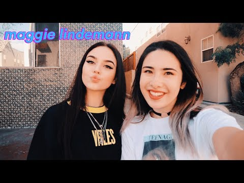 MAGGIE LINDEMANN Interview- being bullied, coming out, tattoos, math fav subject, running track