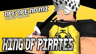 BANDE-annonce de L'OPE OPE NO MI Teaser (fr) One Piece - Roi des Pirates - Roblox