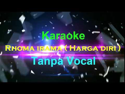 Harga Diri Karaoke Dangdut Rhoma Irama