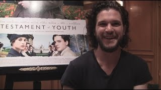 """Watch TESTAMENT OF YOUTH's Kit Harington Play """"Save or Kill"""""""